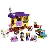 Image of Rapunzel Travel Caravan Playset by LEGO - Tangled: The Series # 1