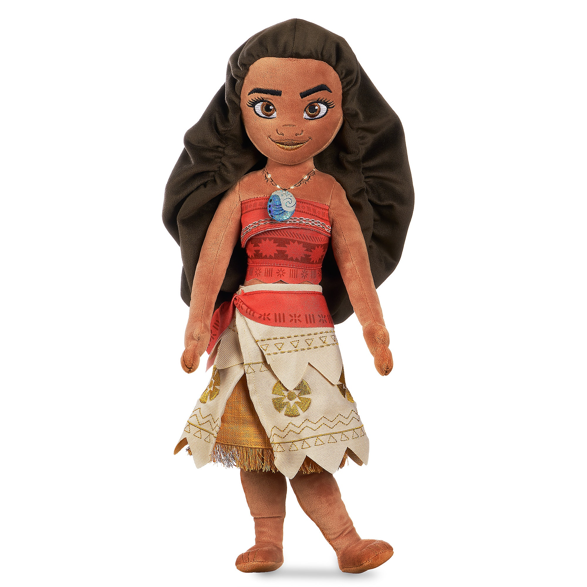 Moana Plush Doll - Medium