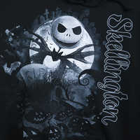 Image of Jack Skellington Hoodie for Adults # 2