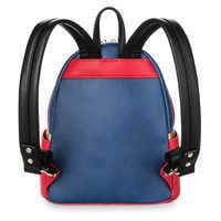 Image of Marvel's Captain Marvel Mini Backpack by Loungefly # 2