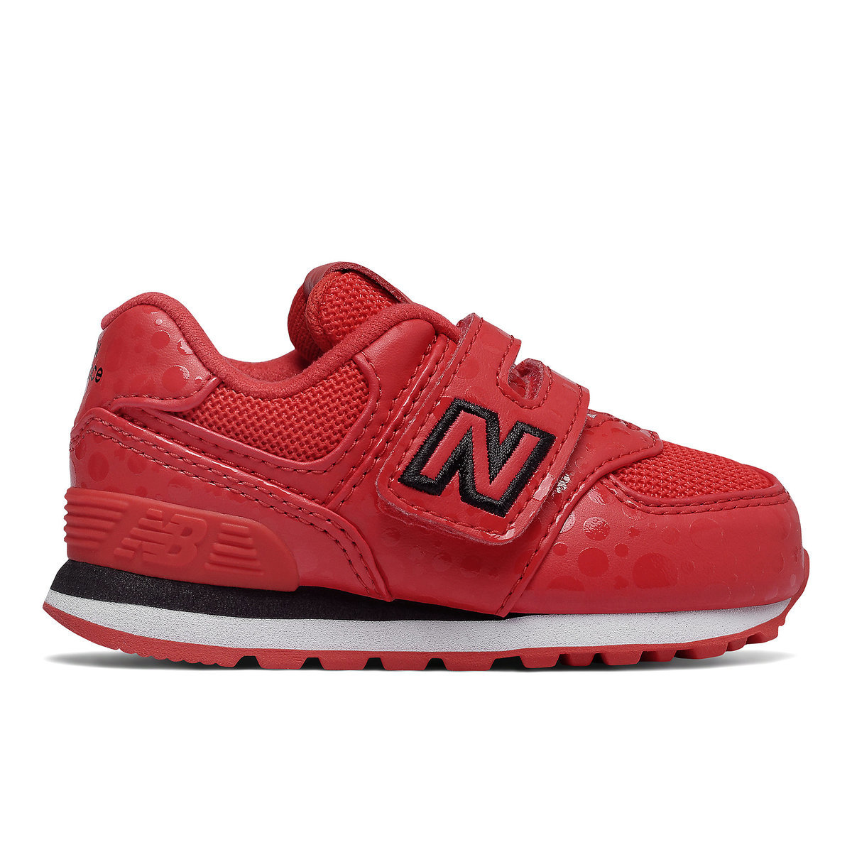 Minnie Mouse 574I Sneakers for Baby by New Balance