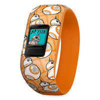 Image of BB-8 vivofit jr. 2 Activity Tracker for Kids by Garmin - Star Wars # 1