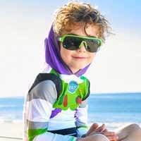 Image of Buzz Lightyear Hooded Rash Guard for Kids # 4