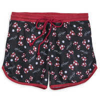 Image of Minnie Mouse Red Dots Shorts for Women # 1