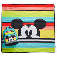 Image of Mickey Mouse Summer Fun Backpack with Picnic Mat # 5