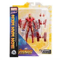 Image of Iron Man Collector Edition Action Figure - Marvel Select # 7