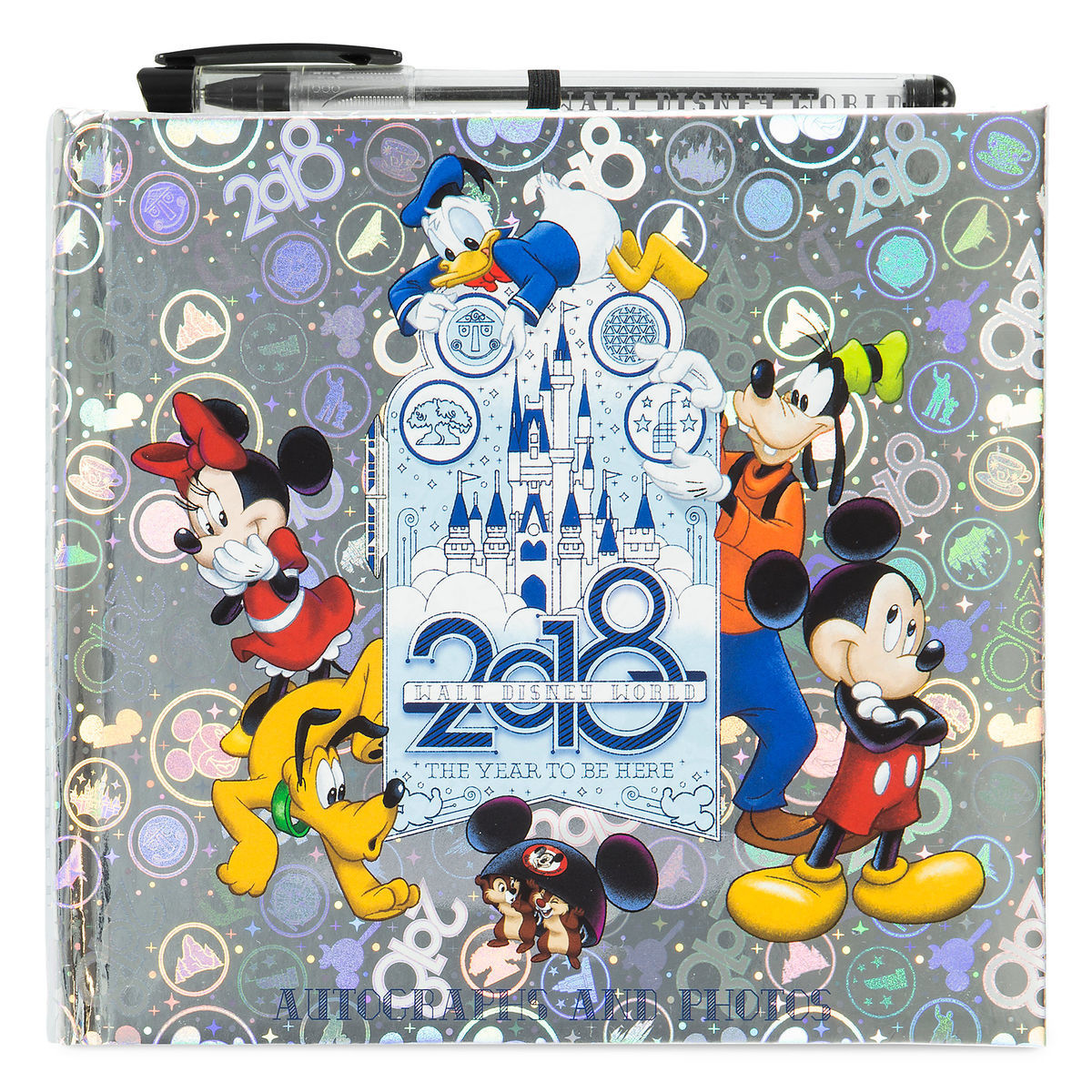Walt Disney World Autograph And Photo Album 2018 Shopdisney