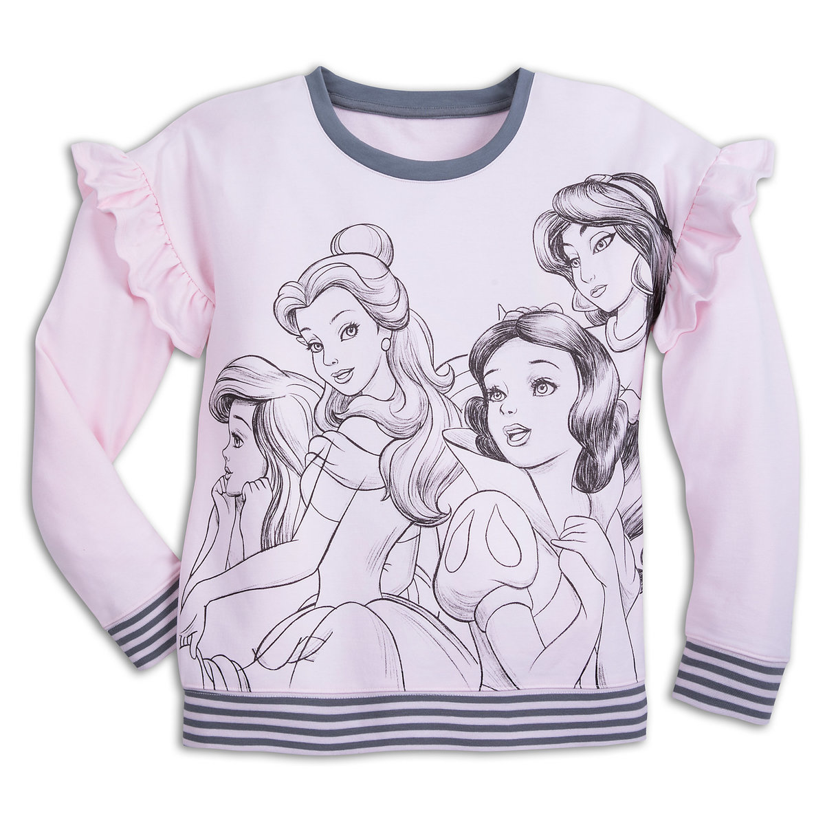 1998acd25156 Product Image of Disney Princess Shirt for Women # 1