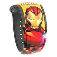 Image of Iron Man MagicBand 2 # 1