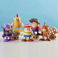Image of Stinky Pete The Prospector Shufflerz Walking Figure - Toy Story 2 # 5