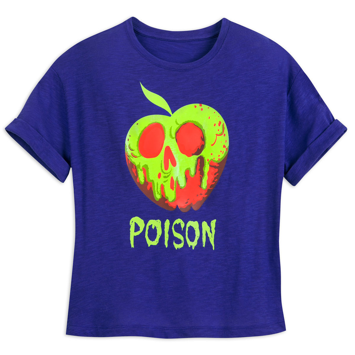Product Image of Poisoned Apple T-Shirt for Women - Ralph Breaks the  Internet   de218a2f7b