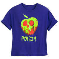 Image of Poisoned Apple T-Shirt for Women - Ralph Breaks the Internet # 1