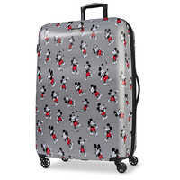 Image of Mickey Mouse Rolling Luggage by American Tourister - Large # 1