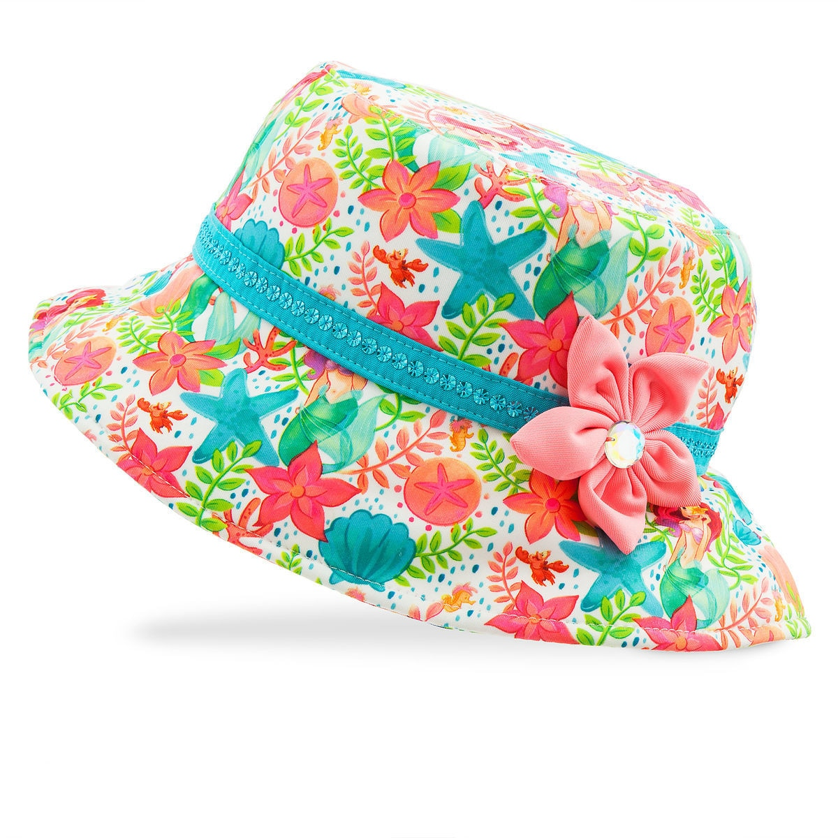 496b6b3e7e6 Product Image of Ariel Swim Hat for Kids   1