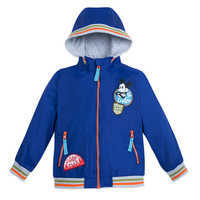 Image of Mickey Mouse Hooded Windbreaker Jacket for Boys # 1