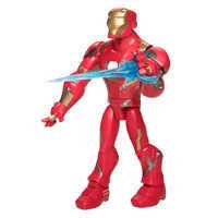Image of Iron Man Action Figure - Marvel Toybox # 2