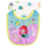 Image of The Little Mermaid Bib for Baby # 3