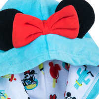 Image of Minnie Mouse Summer Fun Swim Cover-Up for Girls - Personalized # 4