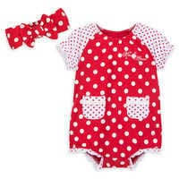 Image of Minnie Mouse Bodysuit for Baby - Walt Disney World # 1