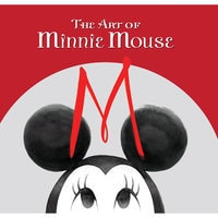 The Art of Minnie Mouse Book