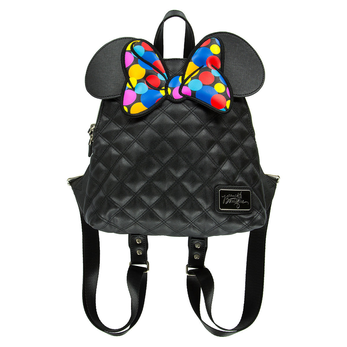1326e0f5ed Product Image of Minnie Mouse Polka Dot Mini Backpack by Disney Boutique   1