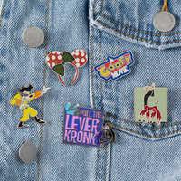 Image of Goofy Movie Pin Set # 2
