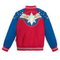Image of Marvel's Captain Marvel Jacket for Kids # 2