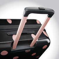 Image of Minnie Mouse Dots Rolling Luggage by American Tourister - Small # 4