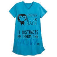 Image of Edna Mode Nightshirt for Women - Incredibles 2 # 1