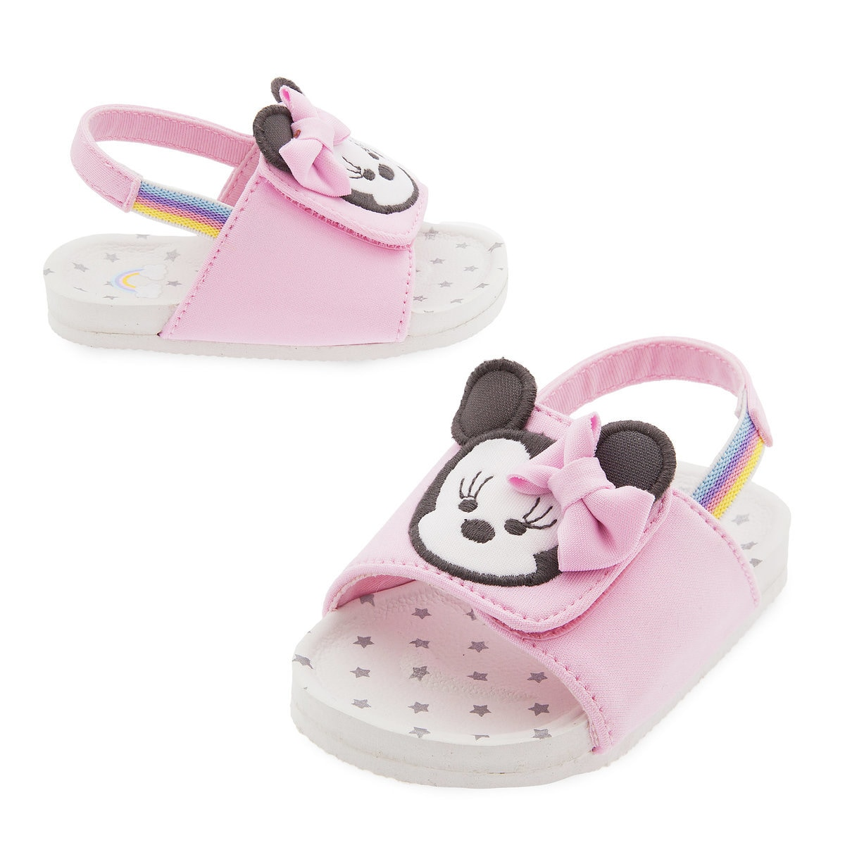 6be23ec44 Product Image of Minnie Mouse Swim Shoes for Baby # 1