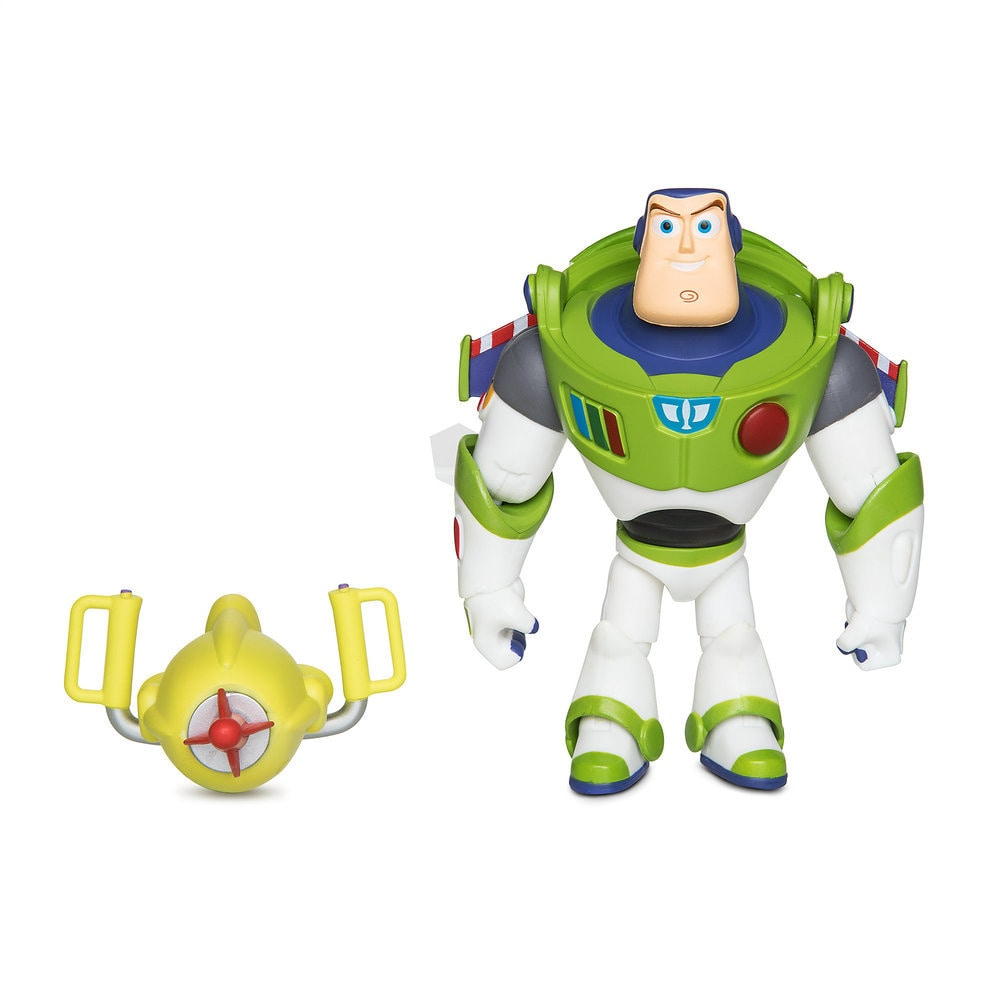Buzz Lightyear Action Figure - Toy Story 4 - PIXAR Toybox Official shopDisney