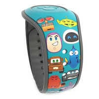 Image of PIXAR Emoji MagicBand 2 - Limited Release # 2