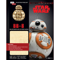 IncrediBuilds: Star Wars: BB-8 Deluxe Book and Model Set
