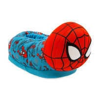 Image of Spider-Man Slippers for Kids # 1
