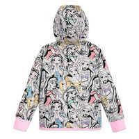 Image of Disney Princess Zip-Up Hoodie for Kids # 2