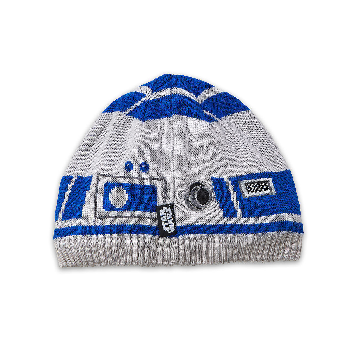 a44f7d7fd5f R2-D2 Light-Up Beanie Hat for Kids - Star Wars