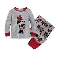 Image of Minnie Mouse PJ PALS Set for Baby # 1