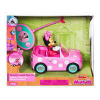 Image of Minnie Mouse Remote Control Town Car # 2