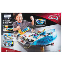 Image of Cars Rollin' Raceway Playset by Mattel # 9