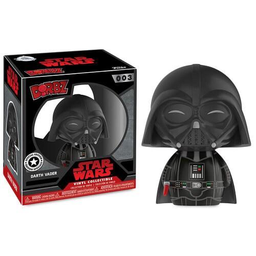 Darth Vader Dorbz Vinyl Figure By Funko Shopdisney