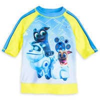 Image of Puppy Dog Pals Rash Guard for Boys # 1