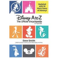 Image of Disney A to Z Book # 1