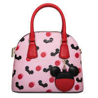 Image of Mickey Mouse Ear Hat Satchel by kate spade new york - Small - Pink # 1