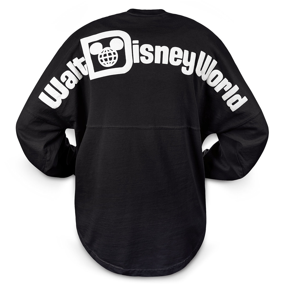 e698b748805d27 Product Image of Walt Disney World Long Sleeve Spirit T-Shirt for Women -  Black