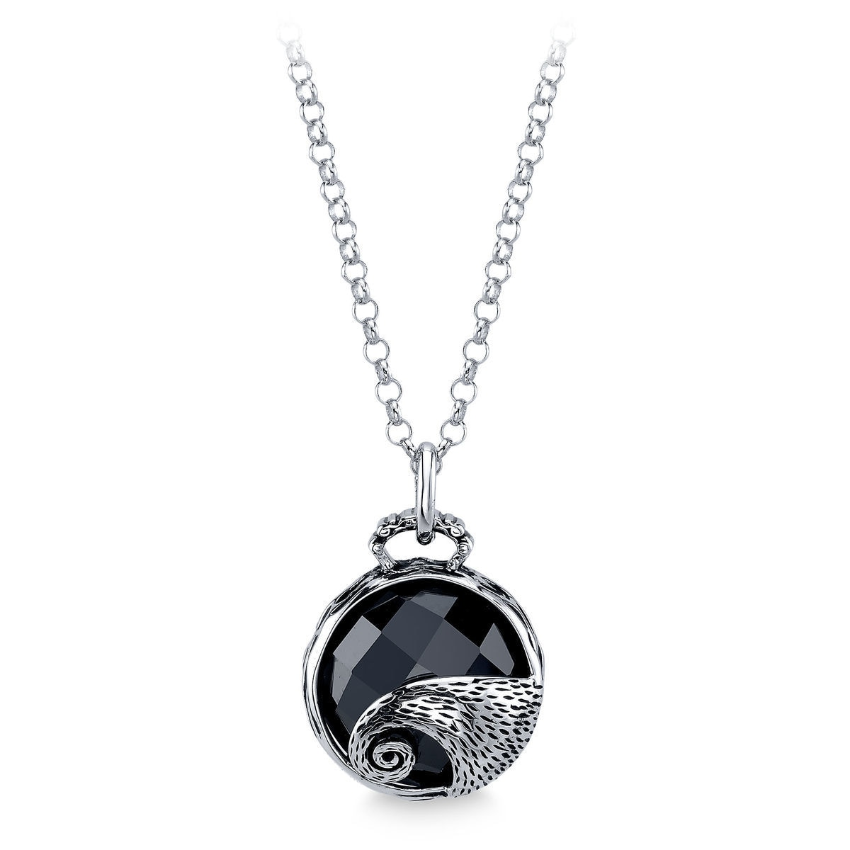 The Nightmare Before Christmas \'\'Black Sky\'\' Necklace by RockLove ...