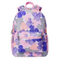 Image of Minnie Mouse Bow Backpack # 1