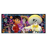 Image of Coco Panoramic Puzzle - Ravensburger # 2