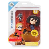 Image of Dash, Edna, and Jack-Jack Action Figure Set - PIXAR Toybox # 4