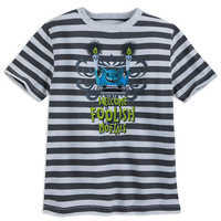 Image of The Haunted Mansion Striped T-Shirt for Boys # 1