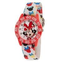 Minnie Mouse Icon Time Teacher Watch - Kids